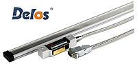 Магнитный энкодер линейных перемещений DMS10 (DM-A) 1500 мм 5 мкм, 5-30В, фото 1