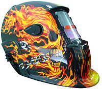 Сварочная маска Хамелеон OPTECH (ЧЕРЕП)