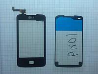 Сенсорный экран LG E510