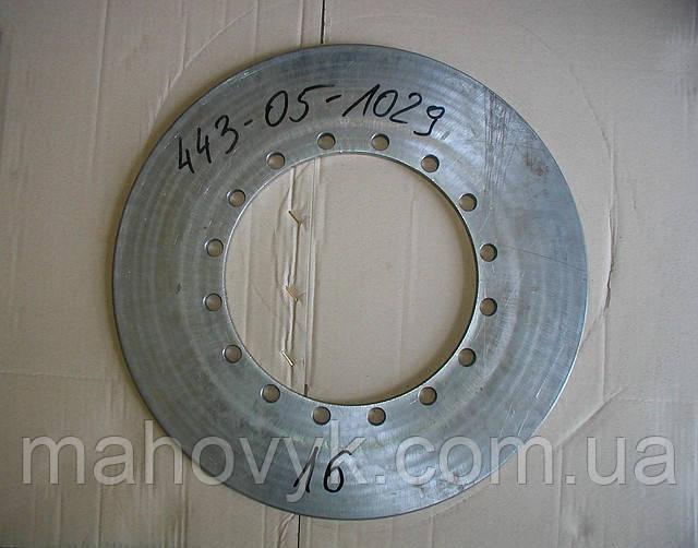 443-05-1029 диск тормозной (16 отверстий) L34