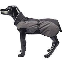 Теплая куртка для собак BlackDoggy (БлекДогги) VC16-JK001
