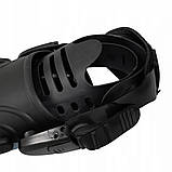 Ласты для плавания, дайвинга, снорклинга SportVida SV-DN0007JR-L размер 39-43 Black/Blue, фото 3