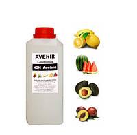 Безацетоновая жидкость для снятия лака 1000 ml