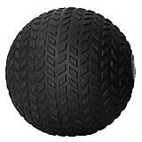Слэмбол (медицинский мяч) для кроссфита SportVida Slam Ball 2 кг SV-HK0344. Мяч набивной, медбол, фото 3