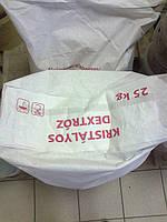 Декстроза кристальная 1 кг/упаковка