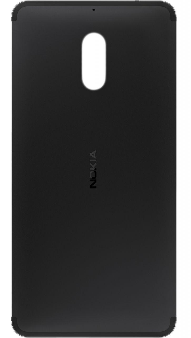 Задня кришка корпуса Nokia 6 Dual Sim Black
