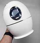 Зволожувач повітря Adna Fresh USB зволожувач нічник розпилювач повітря з підсвічуванням 800 мл, фото 10