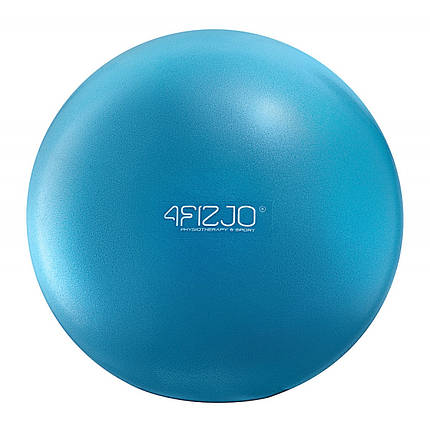 Мяч для пилатеса, йоги, реабилитации 4FIZJO 22 см 4FJ0140 Blue, фото 2