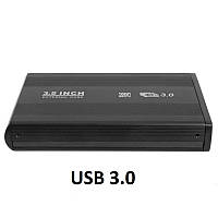 Внешний карман для HDD 3.5 дюймов, USB 3.0 - SATA, TRY TB-S352U3, до 2 TB, алюминий