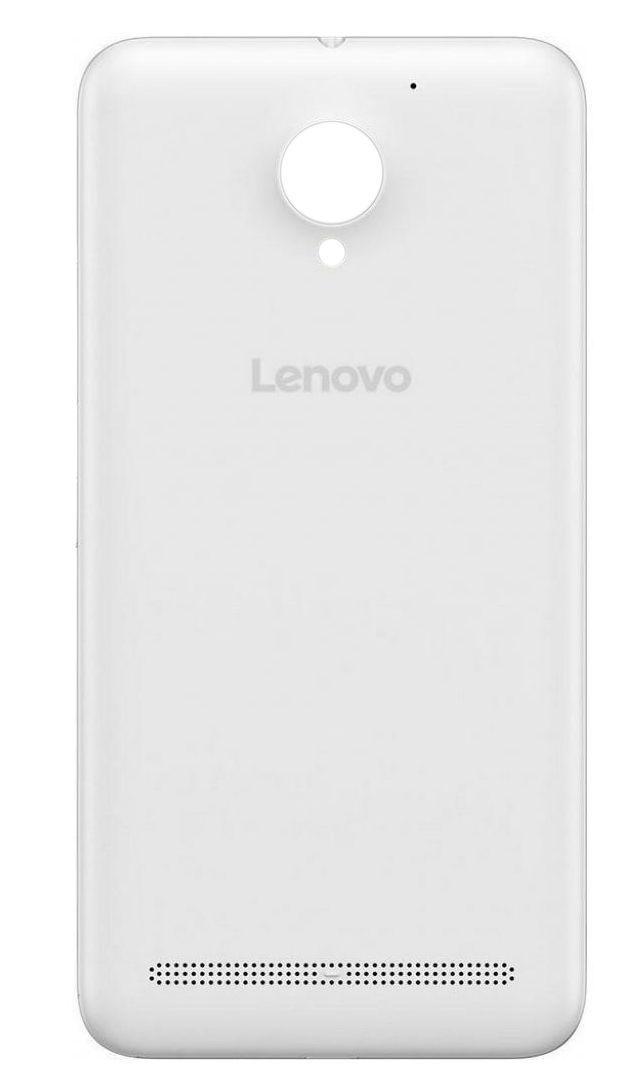 Задняя крышка корпуса Lenovo Vibe C2 (K10a40) White