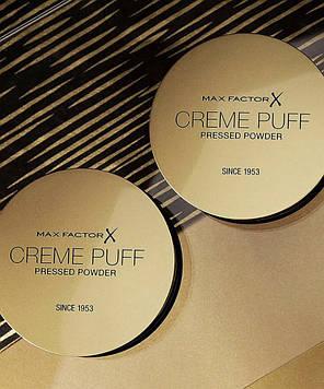 Компактная пудра Max Factor Creme Puff Pressed Powder 21г