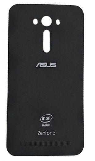 Задняя крышка корпуса Asus ZenFone 2 Laser (ZE550KL) Black