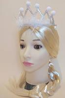 Корона Снежинка, корона Снежной Королевы
