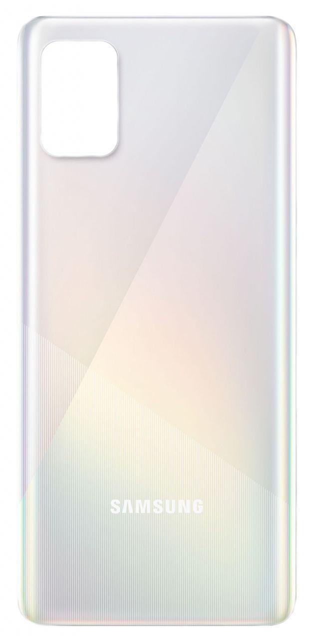 Задняя крышка корпуса Samsung Galaxy A51 2020 A515FN White