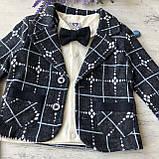 Нарядный костюм на мальчика 10. Размер  74 см, 80 см, 86 см, фото 3