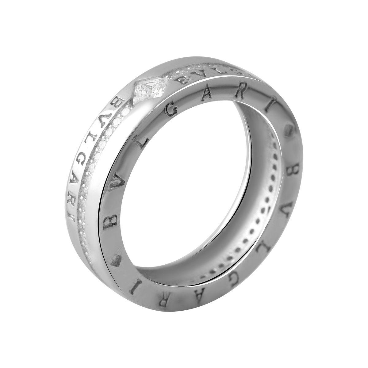 Серебряное кольцо DreamJewelry с фианитами (2048299) 18 размер