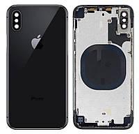 Корпус iPhone X Black