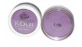 Кольорові акрили Kodi 4,5 гр серія L