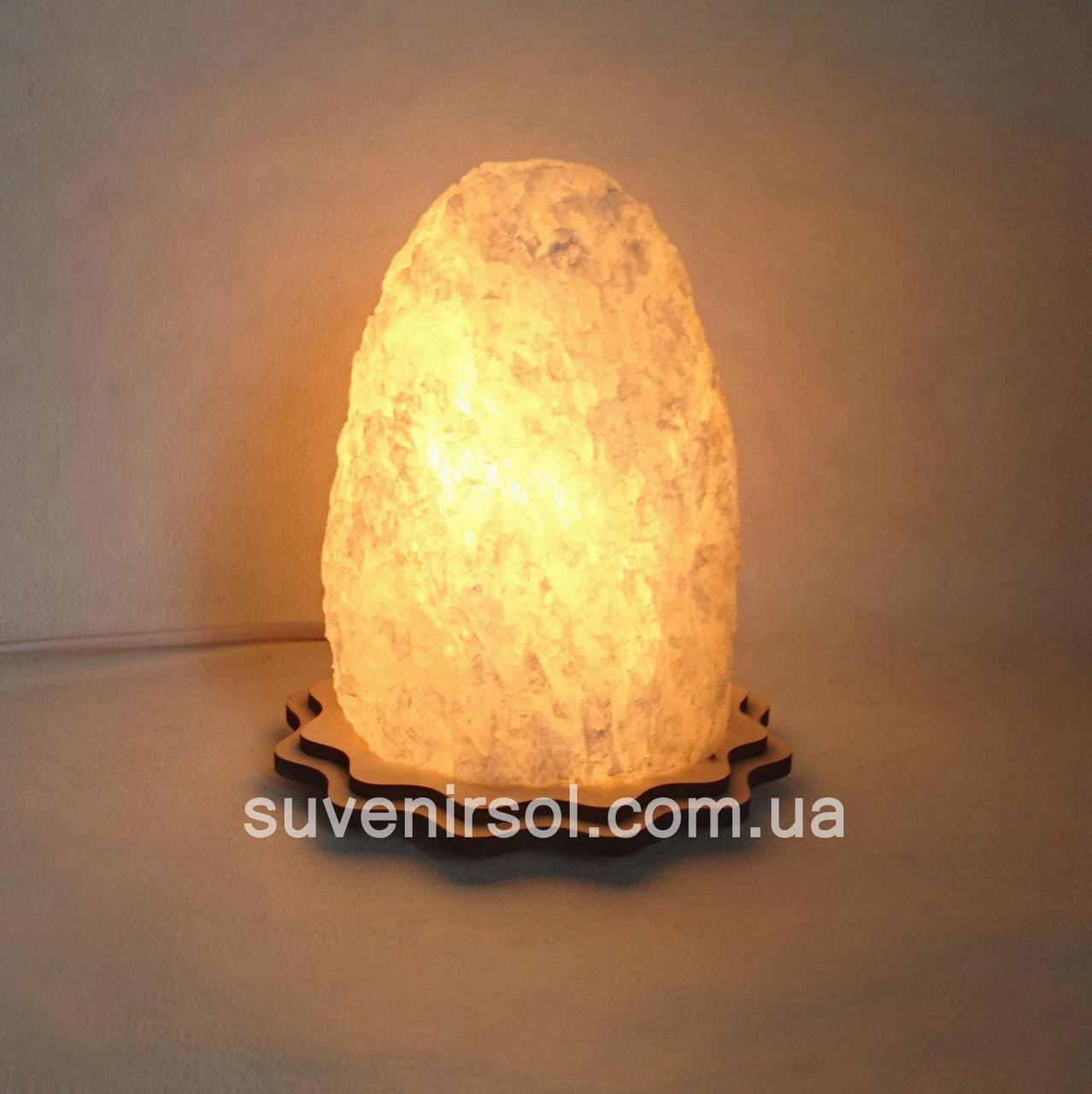 Соляной светильник Скала маленькая