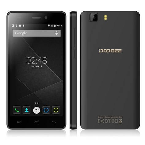 Смартфон Doogee X5 (1Gb+8Gb) (Black) Гарантия 1 Год!, фото 2