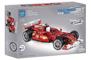 Конструктор Формула 1 Technology 0011 F1, масштаб 1:10, 1275 дет.