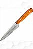 Кухонный нож Спутник №80 разделочный с широким лезвием.