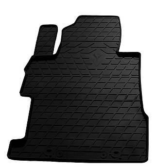 Водительский резиновый коврик для Honda Civic 4d (sedan) 2012-2015- Stingray