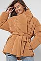 Куртка женская 8881 X-Woyz размеры 42- 52 цвет песок, фото 2
