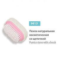 Пемза косметическая со щеточкой SPL 9613