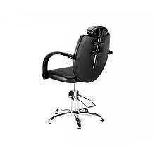 Перукарські крісла ТОЛЕДО з підлокітниками