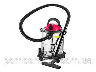 Пылесос для влажной и сухой уборки BauMaster VC-7220BE