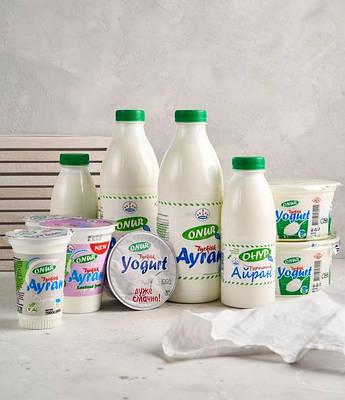 Молочные продукты ONUR