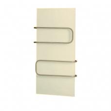 DIMOL Standart 07 з сушкою рушників (кремовий, рейлінги трубчасті) 370Вт, (керамическая панель сушка)