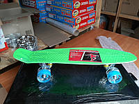 Скейт MS 0848-2 колеса светятся,