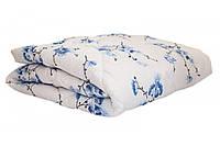 Демисезонное одеяло полуторное 140х200 поликоттон_полиэфирное волокно (2906), фото 1