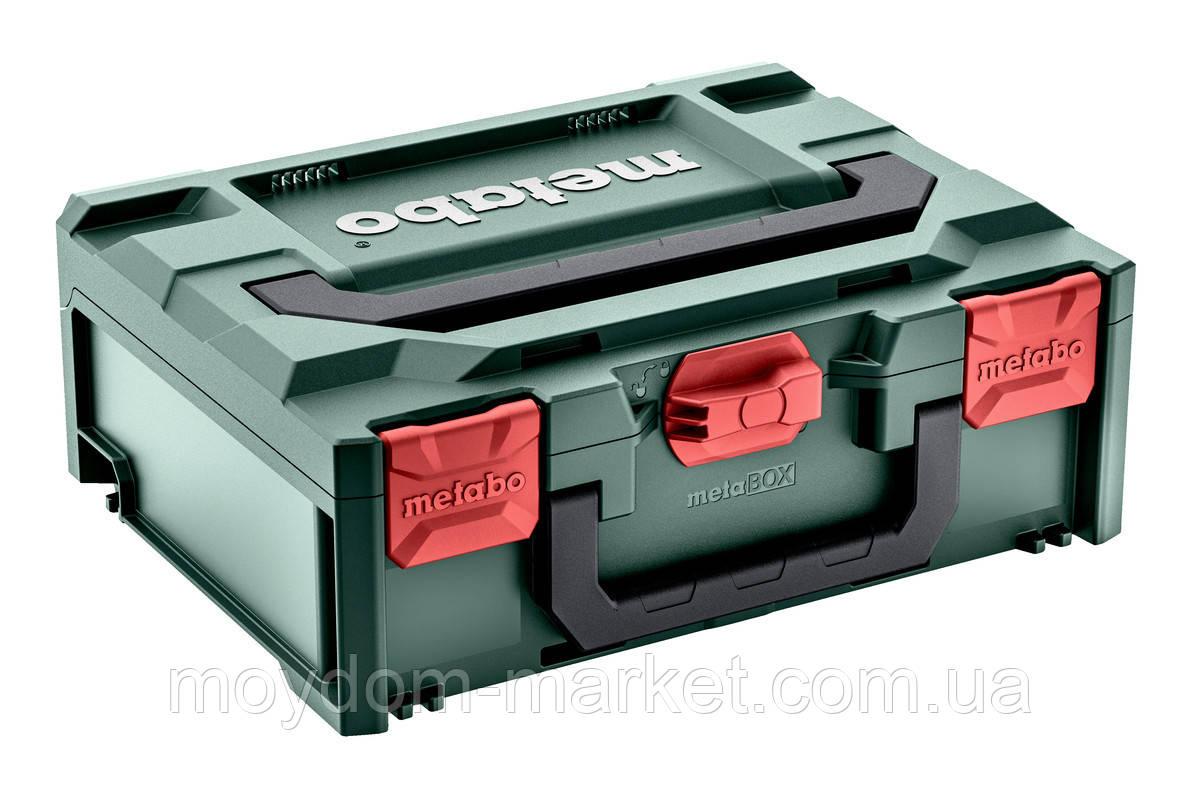 Кейс пластиковий Metabo MetaBox 145, порожній (626883000)