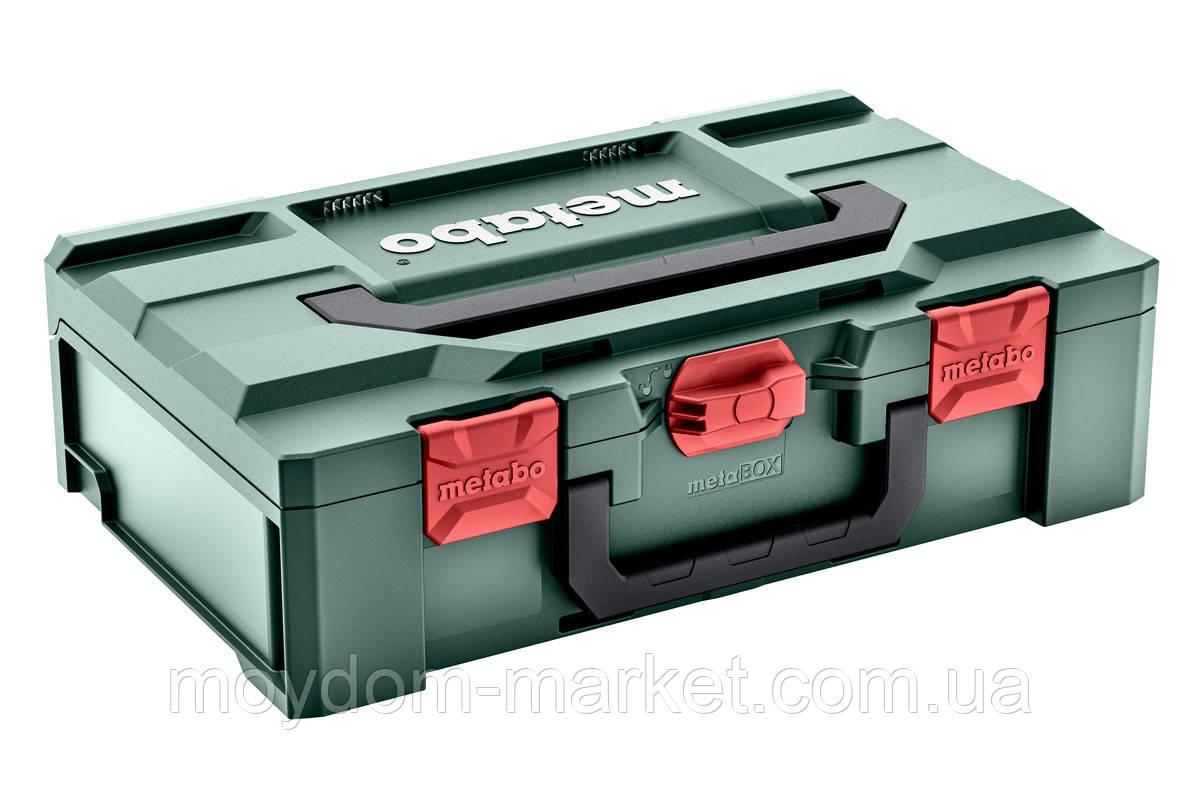 Кейс пластиковий Metabo MetaBox 145 L для BS/SB L/LT 18V (626891000)