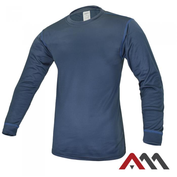 Термофутболка с длинным рукавом Artmas SKIMO PZELAST Темно-синий, M