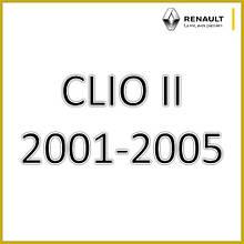 Renault Clio ll 2001-2005