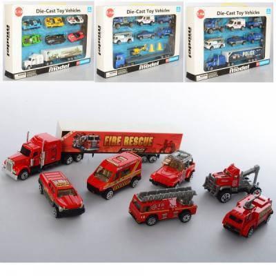 Наборы транспорта