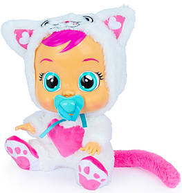 Інтерактивна лялька Плакса Кішечка Дейзі Cry Babies Daisy 91658