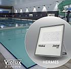 Прожектор LED  HERMES 100W SMD 60K 10 000Lm IP67 Violux, фото 2
