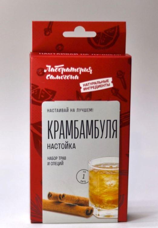 """Набор для настаивания """"Крамбамбуля"""" на 1 л напитка"""