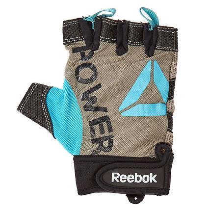 Фитнес-перчатки Reebok Speed RAGB-12332SP, фото 2