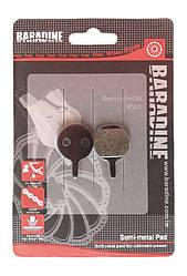 Колодки під дискове гальмо Baradine DS-04