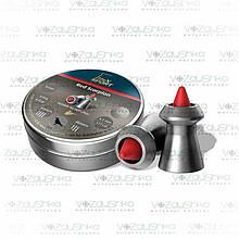 Пули H&N Red Scorpion 0,54 г 4,5 мм 225 шт/уп сверхпроникающие экспансивные пули для охоты
