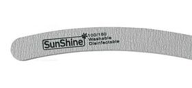 SunShine Пилка 100/180 бумеранг, зебра