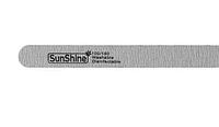 SunShine Пилка 100/180 прямая, зебра