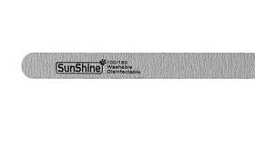 SunShine Пилка 100/180 пряма, зебра