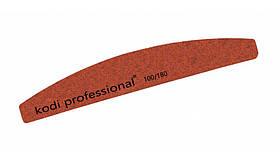 Пилка для нігтів HALF-BROWN 100/180 Kodi